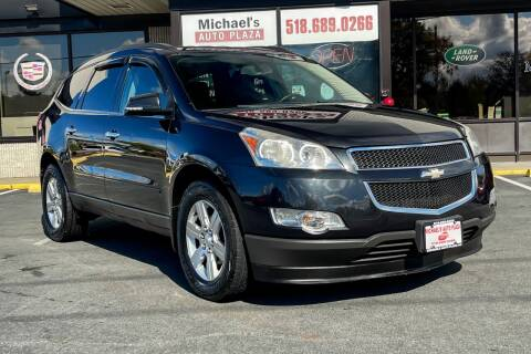2011 Chevrolet Traverse for sale at Michaels Auto Plaza in East Greenbush NY