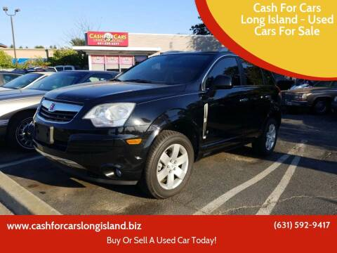 2008 Saturn Vue for sale at Cash For Cars Long Island - Used Cars For Sale in Lindenhurst NY