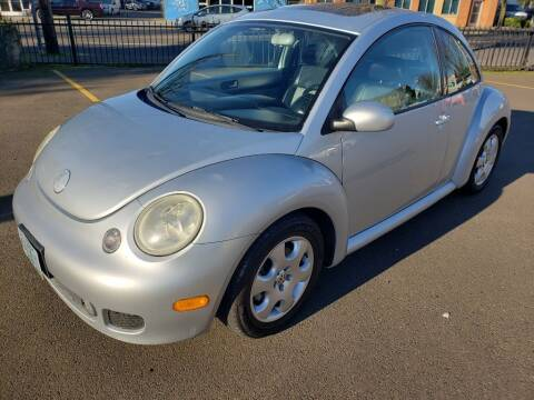 2003 Volkswagen New Beetle for sale at KC Cars Inc. in Portland OR