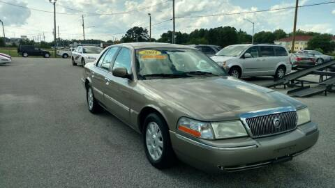 2003 Mercury Grand Marquis for sale at Kelly & Kelly Supermarket of Cars in Fayetteville NC