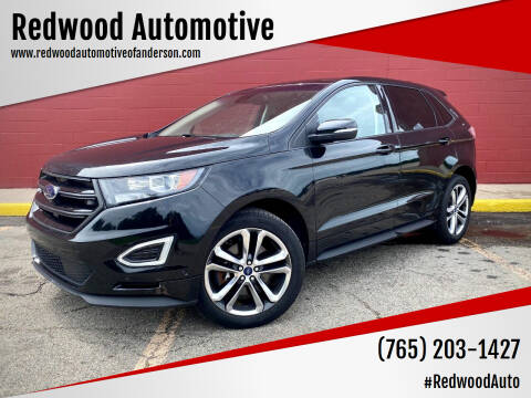 2015 Ford Edge for sale at Redwood Automotive in Anderson IN