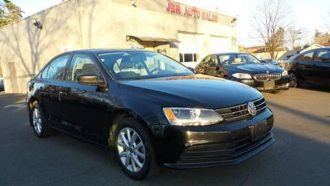 2015 Volkswagen Jetta for sale at JBR Auto Sales in Albany NY