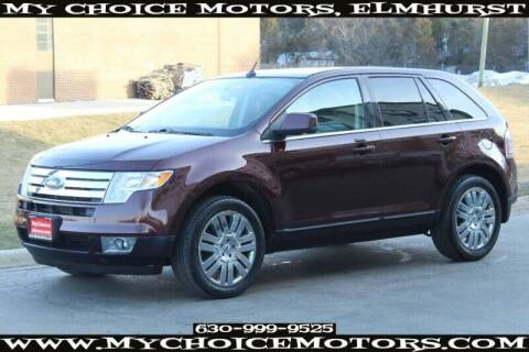 2010 Ford Edge for sale at My Choice Motors Elmhurst in Elmhurst IL