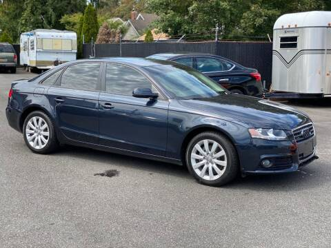 2012 Audi A4 for sale at QUALITY AUTO SALES OF NEW YORK in Medford NY