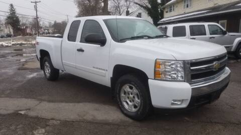 2007 Chevrolet Silverado 1500 for sale at Motor House in Alden NY