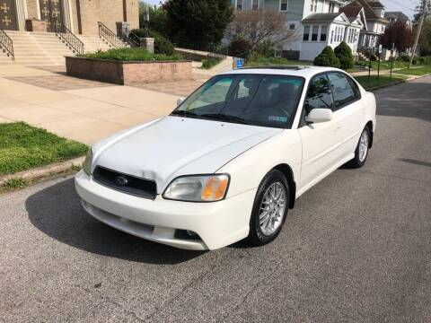 2003 Subaru Legacy for sale at Michaels Used Cars Inc. in East Lansdowne PA