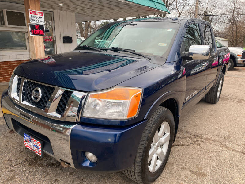 2011 Nissan Titan for sale at New Wheels in Glendale Heights IL