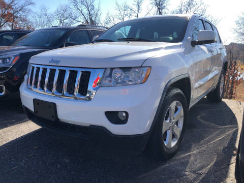 2011 Jeep Grand Cherokee for sale at Top Line Import of Methuen in Methuen MA