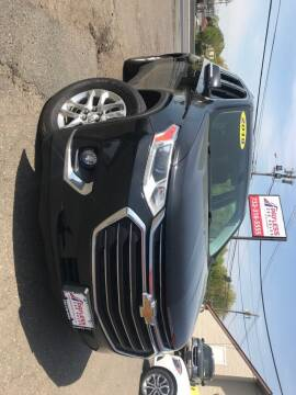 2018 Chevrolet Traverse for sale at PAYLESS CAR SALES of South Amboy in South Amboy NJ