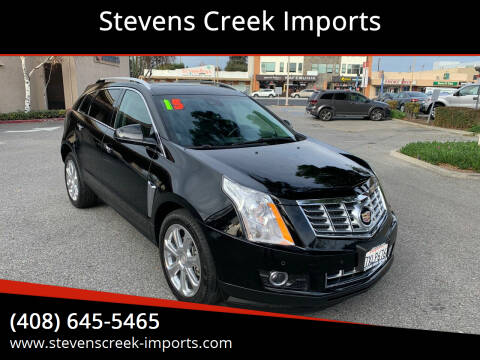 2015 Cadillac SRX for sale at Stevens Creek Imports in San Jose CA