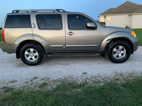 2005 Nissan Pathfinder for sale at Nice Cars in Pleasant Hill MO