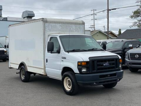 2014 Ford E-350 for sale at Lux Motors in Tacoma WA