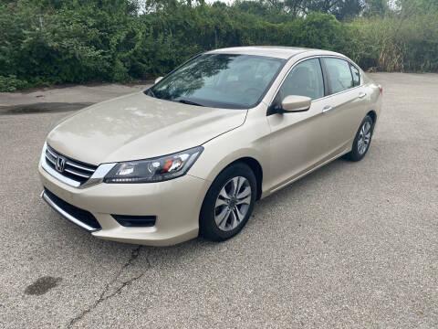 2014 Honda Accord for sale at Mr. Auto in Hamilton OH