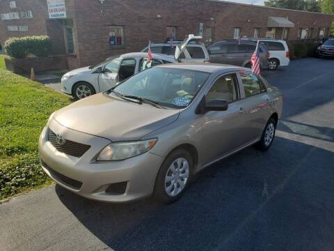 2009 Toyota Corolla for sale at ARA Auto Sales in Winston-Salem NC