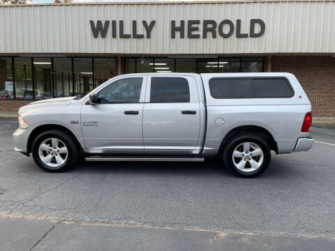 2014 RAM Ram Pickup 1500 for sale at Willy Herold Automotive in Columbus GA