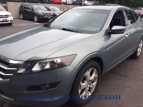2011 Honda Accord Crosstour for sale at J & M Automotive in Naugatuck CT