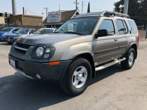 2004 Nissan Xterra for sale at C J Auto Sales in Riverbank CA