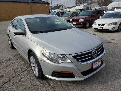 2011 Volkswagen CC for sale at ROYAL AUTO SALES INC in Omaha NE