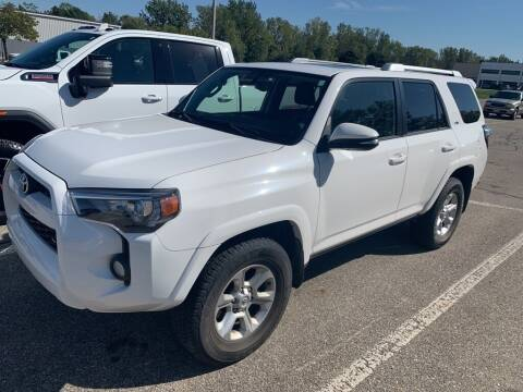 2018 Toyota 4Runner for sale at Elhart Automotive Campus in Holland MI