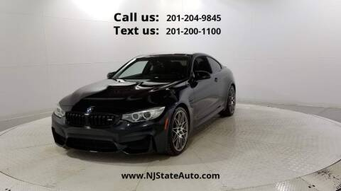 2017 BMW M4 for sale at NJ State Auto Used Cars in Jersey City NJ
