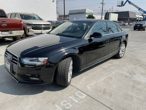 2013 Audi A4 for sale at Hunter's Auto Inc in North Hollywood CA