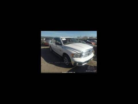 2019 RAM Ram Pickup 1500 Classic for sale at Credit Connection Sales in Fort Worth TX