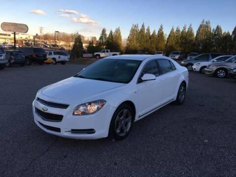 2008 Chevrolet Malibu for sale at Hillside Motors Inc. in Hickory NC