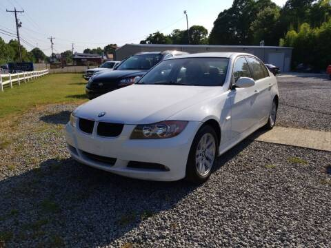 2006 BMW 3 Series for sale at TR MOTORS in Gastonia NC
