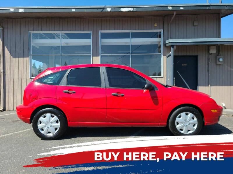 2005 Ford Focus for sale at Westside Motors in Mount Vernon WA
