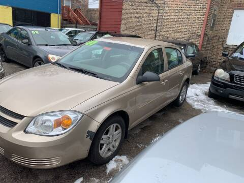 2007 Chevrolet Cobalt for sale at HW Used Car Sales LTD in Chicago IL