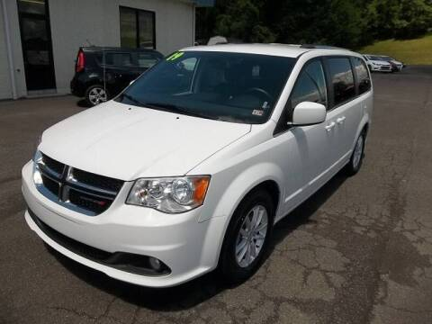 2019 Dodge Grand Caravan for sale at MINK MOTOR SALES INC in Galax VA