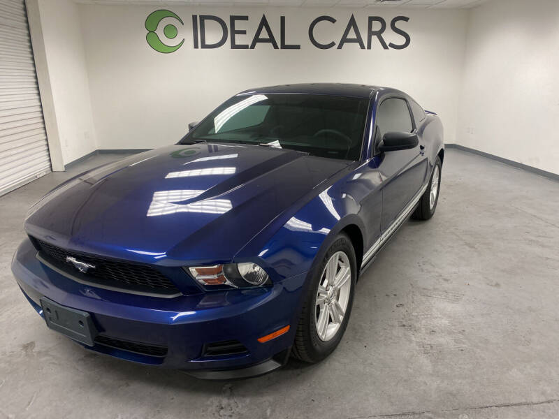 2012 Ford Mustang for sale at Ideal Cars Atlas in Mesa AZ