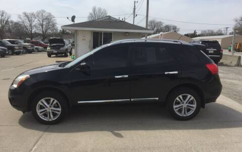 2013 Nissan Rogue for sale at 6th Street Auto Sales in Marshalltown IA