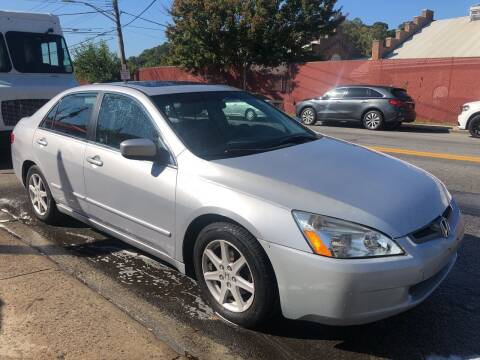 2004 Honda Accord for sale at Deleon Mich Auto Sales in Yonkers NY