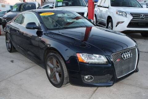 2008 Audi A5 for sale at LIBERTY AUTOLAND INC in Jamaica NY