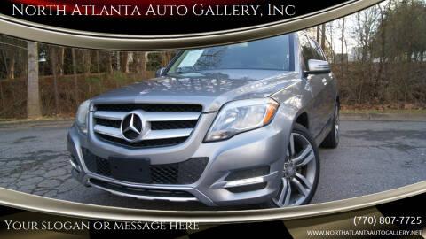 2013 Mercedes-Benz GLK for sale at North Atlanta Auto Gallery, Inc in Alpharetta GA