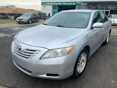 2008 Toyota Camry for sale at MFT Auction in Lodi NJ