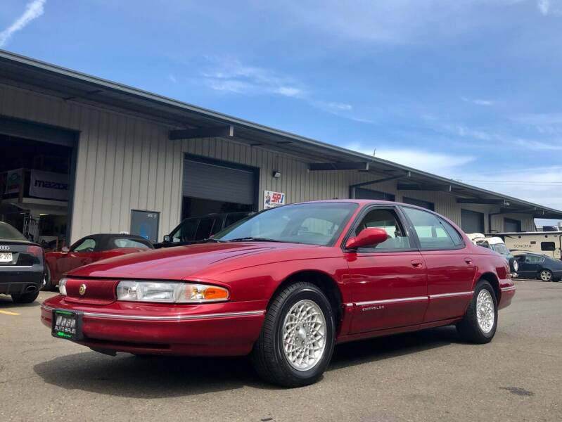 1995 Chrysler Concorde for sale at DASH AUTO SALES LLC in Salem OR