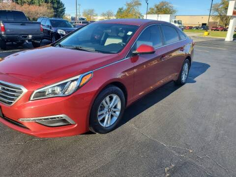 2015 Hyundai Sonata for sale at Discount Auto World in Morris IL