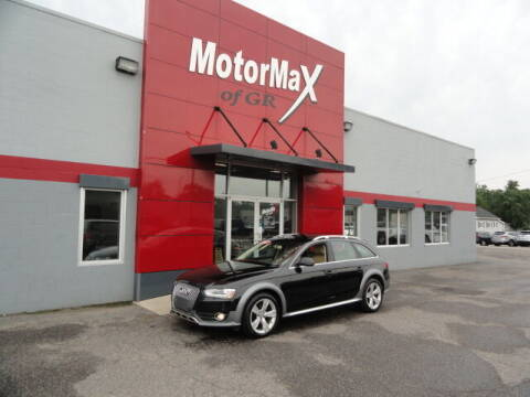2013 Audi Allroad for sale at MotorMax of GR in Grandville MI