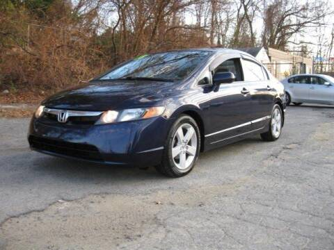 2008 Honda Civic for sale at Jareks Auto Sales in Lowell MA