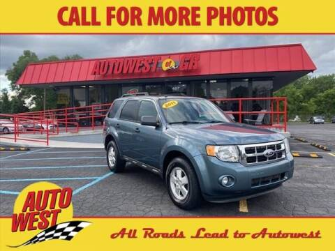 2011 Ford Escape for sale at Autowest of GR in Grand Rapids MI