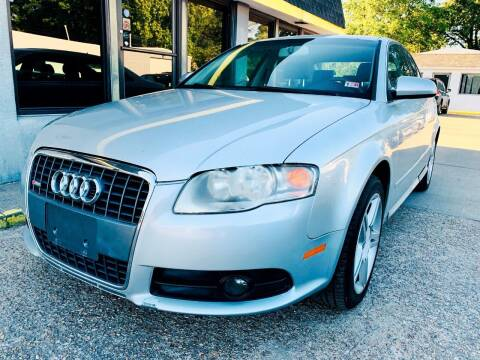 2008 Audi A4 for sale at Auto Space LLC in Norfolk VA