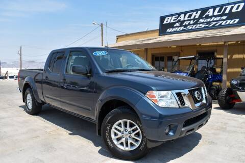 2015 Nissan Frontier for sale at Beach Auto and RV Sales in Lake Havasu City AZ