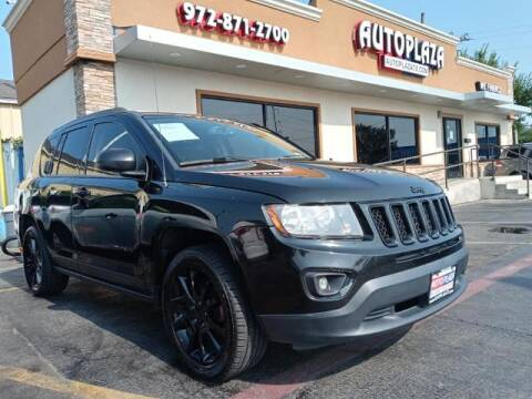 2014 Jeep Compass for sale at Auto Plaza in Irving TX