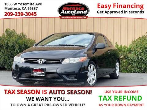 2006 Honda Civic for sale at Manteca Auto Land in Manteca CA