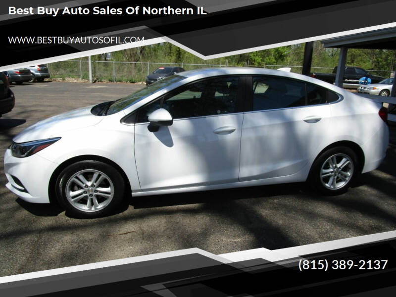2016 Chevrolet Cruze for sale at Best Buy Auto Sales of Northern IL in South Beloit IL