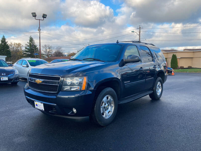 2013 Chevrolet Tahoe for sale at Majestic Automotive Group in Cinnaminson NJ
