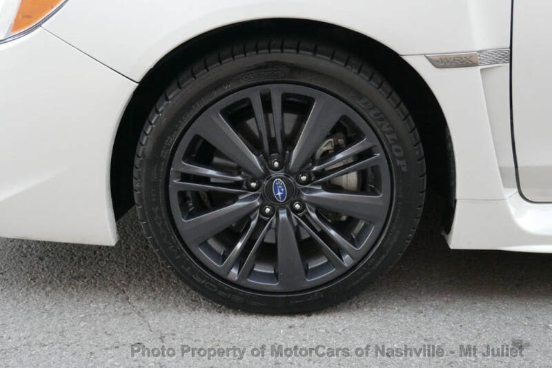 2018 Subaru WRX AWD 4dr Sedan - Nashville TN