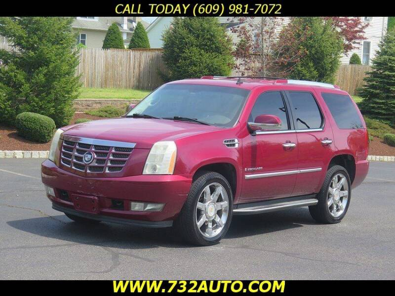 2007 Cadillac Escalade for sale at Absolute Auto Solutions in Hamilton NJ
